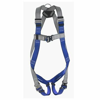 IKAR 1 Point Adjustable Full Body Harness Height Safety Fall Arrest IKG1B