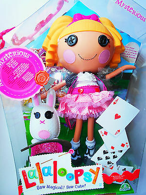 Lalaloopsy Misty Mysterious   Bambola Large 33cm