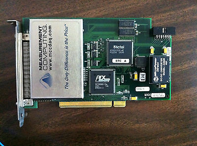 Measurement Computing PCI DAS 6034