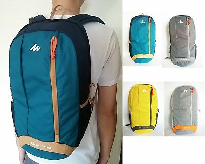Quechua Hiking Camping Outdoor Water Repellent Backpack Rucksack Arpenaz 20L