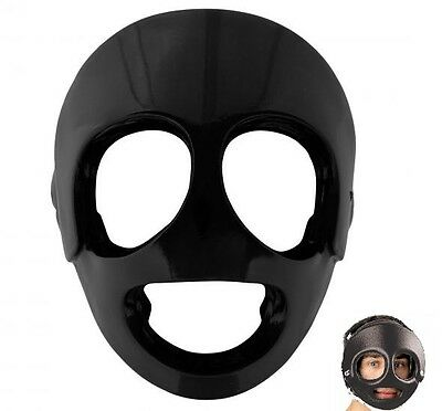 Cliff Keen Face Guard With White Chin Cup, Wrestling Facial Injury Protection