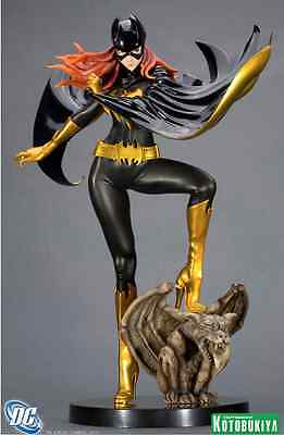 DC Comics Bishoujo Statue - Bat Girl, Black Costume Kotobukiya