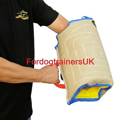 Jute Arm Sleeve for Puppy Training | Dog Training Arm Sleeve for Young Dogs