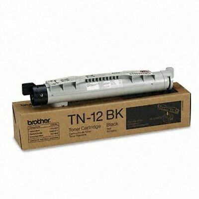 Brother Tn- 12Bk Hl -4200 Cn Nero Toner Originale