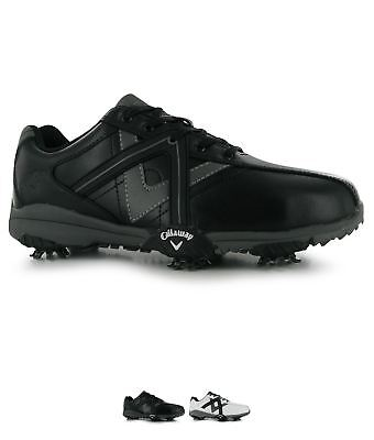 DI MODA Callaway Cheviot ll Golf Shoes Mens Black