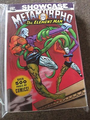 DC Showcase Presents Metamorpho The Element Man by Bob Haney TPB COND MINT