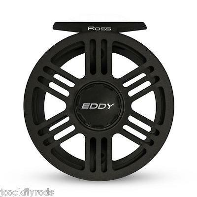ROSS EDDY FLY REEL 3/4 Weight Fly Rods, Black