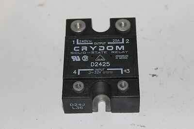 Crydom D2425 Solid State Relay (25 Amp, 240 Volt)