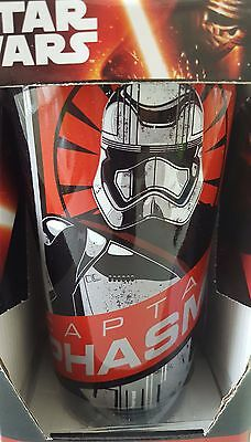 16 oz Star Wars Ep. 7 CAPTAIN PHASMA Force Awakens PINT Drinking GLASS - NEW
