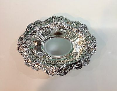 Reed & Barton Francis I oval bowl. 21 troy oz. sterling X566
