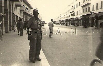 WWII German Luftwaffe RP- Afrika Korps- DAK Light AA Unit- City Street- Libya