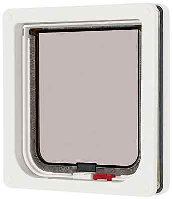 Cat Mate Lockable Cat Flap White - SAME DAY DISPATCH