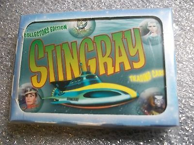 STINGRAY  - Trading Card Complete Set