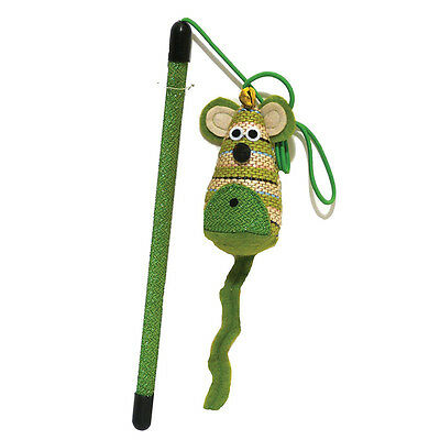 Rosewood Mr Mouse Teaser Cat Toy - SAME DAY DISPATCH