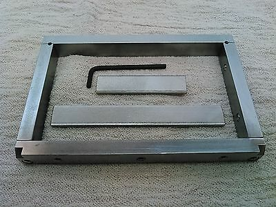 Kelsey 3x5 Model C & earlier Chase w/locking bars & wrench - NEW