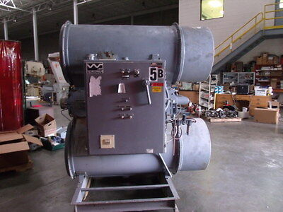 AEC Whitlock Compressed Air Dryer - Model 1B20003 (?) with Pyronics Blower