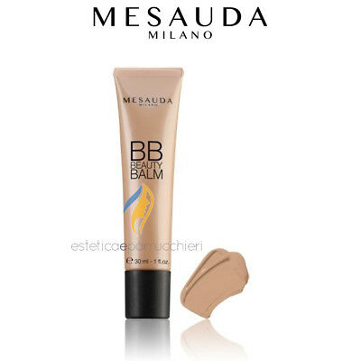 MESAUDA BB CREAM natural 30ml CREMA COLORATA UNIFORMANTE,IDRATANTE E PROTETTIVA