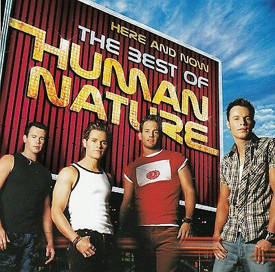 Human Nature : Here And Now - The Best Of Human Nature / Cd - Neu