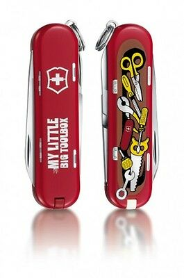 "Victorinox Classic Limited Edition 2014 ""My little big toolbox"",  0.6223.L1404"