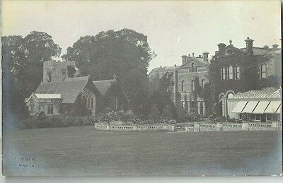 View of Wantage, Oxfordshire - Superb Real Photo Postcard