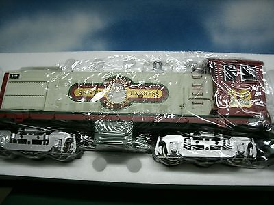 ALCO S4 Diesel Switcher Locomotives Christmas Red/White/Green USA22567