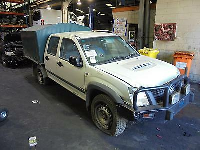 Holden Rodeo Trans/gearbox Manual, 4Wd, Diesel, 3.0, 4Jj1,  10/06-07/08
