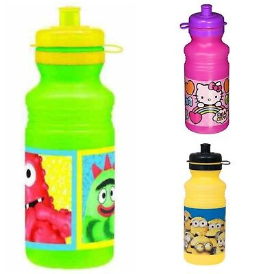 ZAK! Designware 18 oz Water Bottle Characters Back to School Lunch Box Thermos