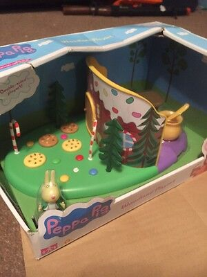 Peppa Pig Once Upon a Time Woodland Playset Richard Rabbit Figure & Accessories