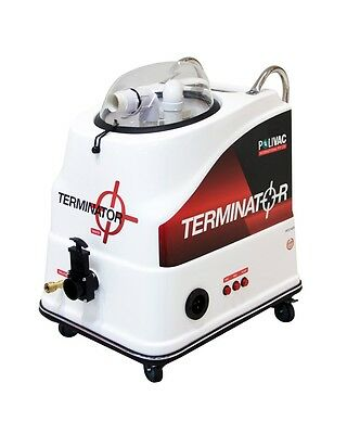 Polivac Terminator Carpet Steam Cleaner Extractor Cleaning Machine