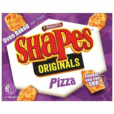 Arnott's Pizza Shapes 185g