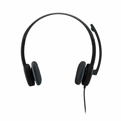 Logitech Single Pin Stereo Headset H151