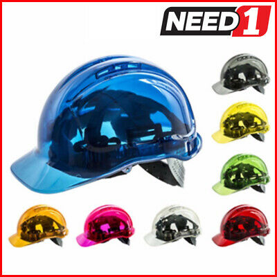 FORCE360 Clearview Hard Hat - Comes in a Variety of Colours