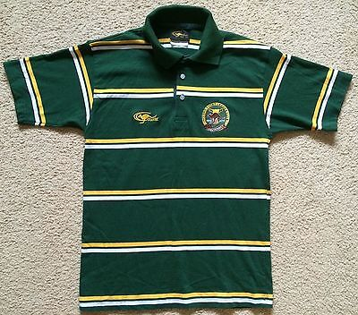 Wyong NSW Centenary Rugby League Jersey Classic Made in Australia Mens S VGC