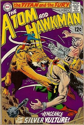 Atom And Hawkman #39 - FN+
