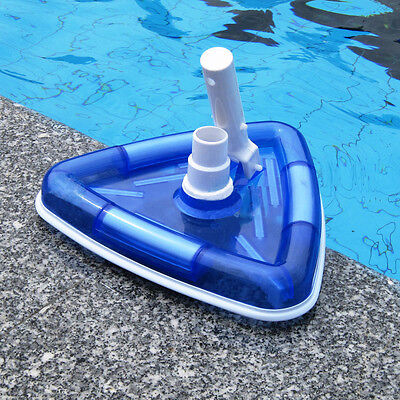 Rainbow Vinyl Liner Clearview Pool Cleaner Vacuum pool clear Head