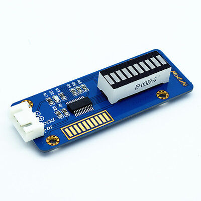 Adeept 10 Segment Led Bar Graph Module for Arduino and Raspberry Pi ARM PIC AVR