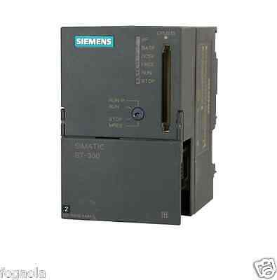 Siemens Simatic S7-300 6ES7314-1AE04-0AB0 CPU 314 Module WITH INTEGRATED 24 V DC