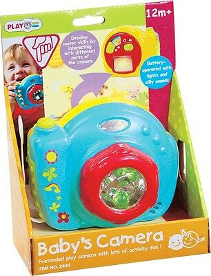 NEW Playgo - Babys Camera from Mr Toys Toyworld