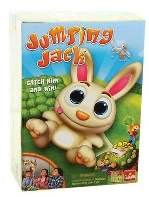 NEW Jumping Jack Game from Mr Toys Toyworld