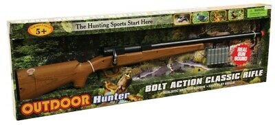 NEW Outdoor Hunter Bolt Action Classic Rifle from Mr Toys