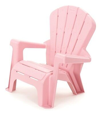 NEW Little Tikes Garden Chair Pink from Mr Toys Toyworld