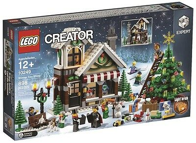 NEW LEGO Creator Winter Toy Shop 10249 from Mr Toys Toyworld
