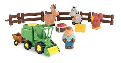 NEW 1St Farming Fun Harvest Time Playset from Mr Toys