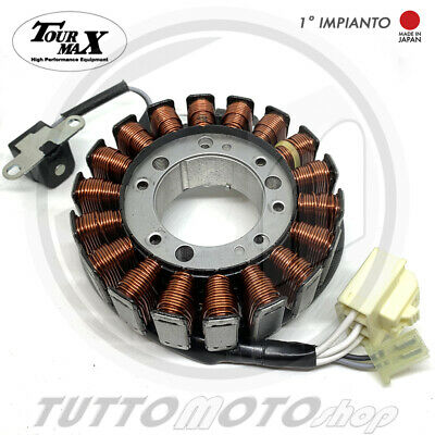 Statore Tourmax Yamaha Tmax 500 2001 2002 2003 Primo Impianto Made In Japan