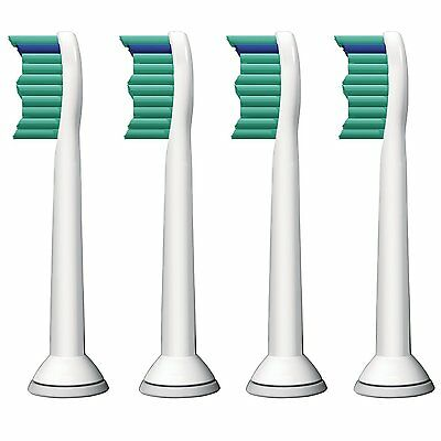 Brossette Sonicare Pro Results Standard  - Pack de 4 - Philips HX6014/07 - NEUF