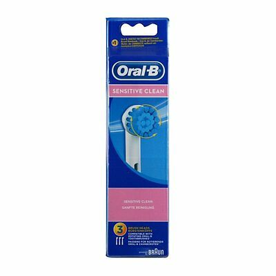 Brossettes Oral-B Sensitive EBS17 x 3 - NEUF