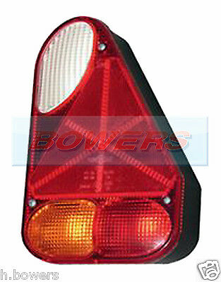 Sim 3172 Rear Combination Light For Ifor Williams Brian James Trailer As Aspock