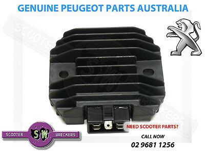 Peugeot New Genuine Parts Jetforce 125 Regulator Rectifier
