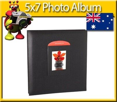 5x7 Photo Album Holds up to 144 5x7 Photos