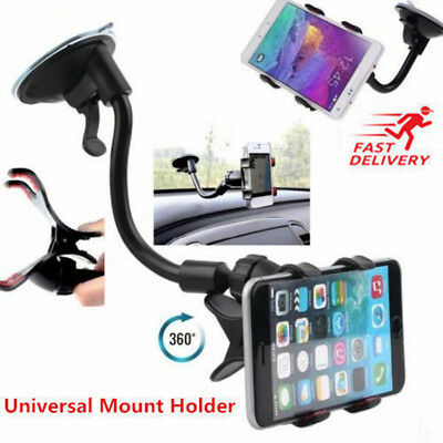 Universal Windscreen In Car Suction Mount Dashboard Holder GPS PDA Phone iphone